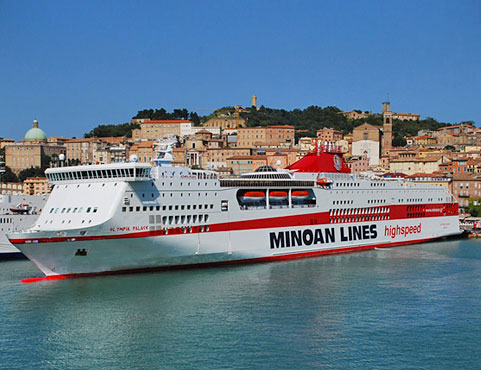 Minoan Lines 2019 – 30% Early Booking Discount